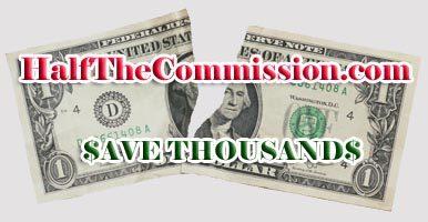 HalfTheCommission.com